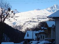 wonderful surroundings of French Alps - Chalet Le Passeu luxury apartment