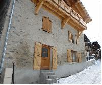 charming exterior of French Alps - Chalet Le Passeu luxury apartment