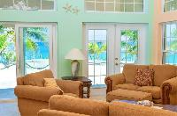 bright and breezy Bahamas - Sand Castle Exuma luxury apartment
