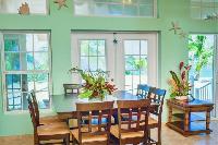 breezy and bright Bahamas - Sand Castle Exuma luxury apartment