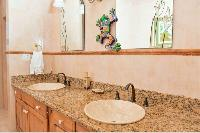 cool interiors of Bahamas - Sand Castle Exuma luxury apartment