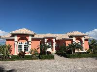 amazing entrance of Bahamas - Sand Castle Exuma luxury apartment