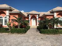 awesome entrance of Bahamas - Sand Castle Exuma luxury apartment