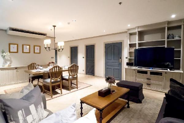 Bangkok - Apartment with Terrace