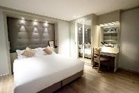 fresh bed sheets in Bangkok - Luxury Apartment with Terrace holiday home, vacation rental