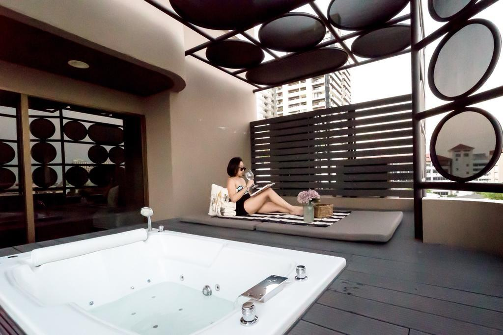 fresh Bangkok - Luxury Apartment with Terrace holiday home, vacation rental