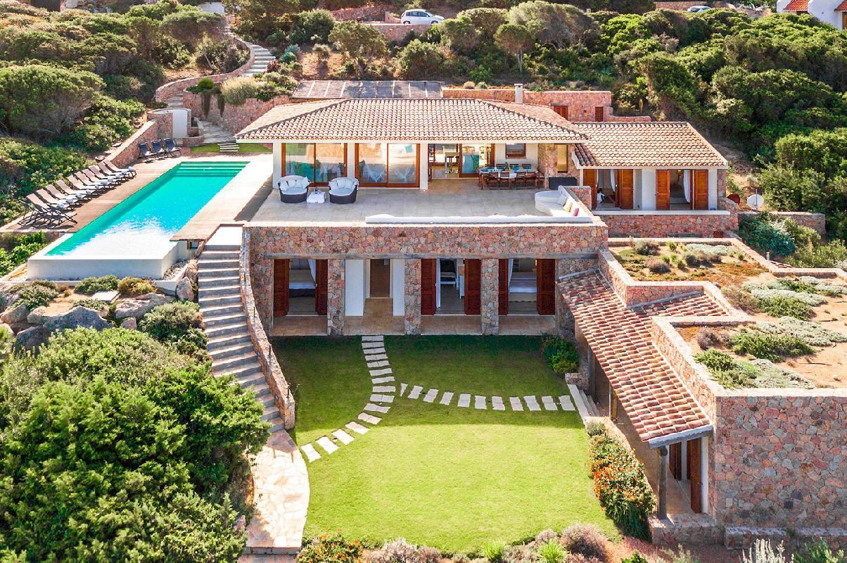 Sardinia Villa - Portobello Lux