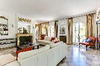fully furnished Cannes - Palm Spring Villa luxury apartment