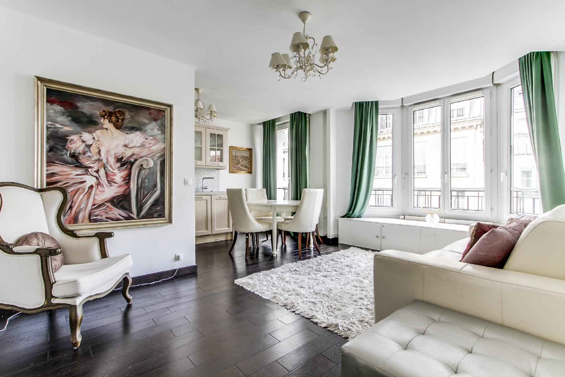 Paris - Montorgueil Luxury 1BR