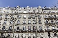 Haussmann building