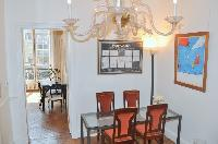nice dining room of Saint Germain des Prés - Jacob 5 luxury apartment