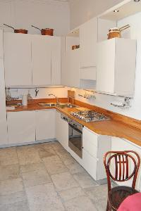 neat kitchen of Saint Germain des Prés - Jacob 5 luxury apartment