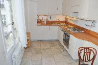 cool kitchen of Saint Germain des Prés - Jacob 5 luxury apartment