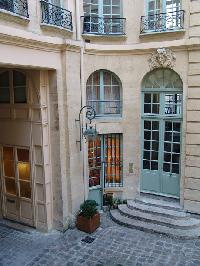 delightful exterior of Paris - Saint André des Arts 1 luxury apartment