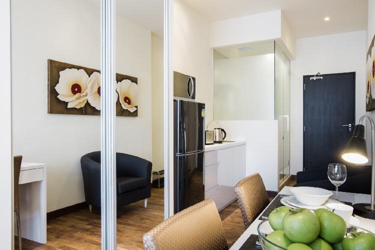 chic Singapore Clarke Quay Studio Deluxe apartment, holiday home, vacation rental