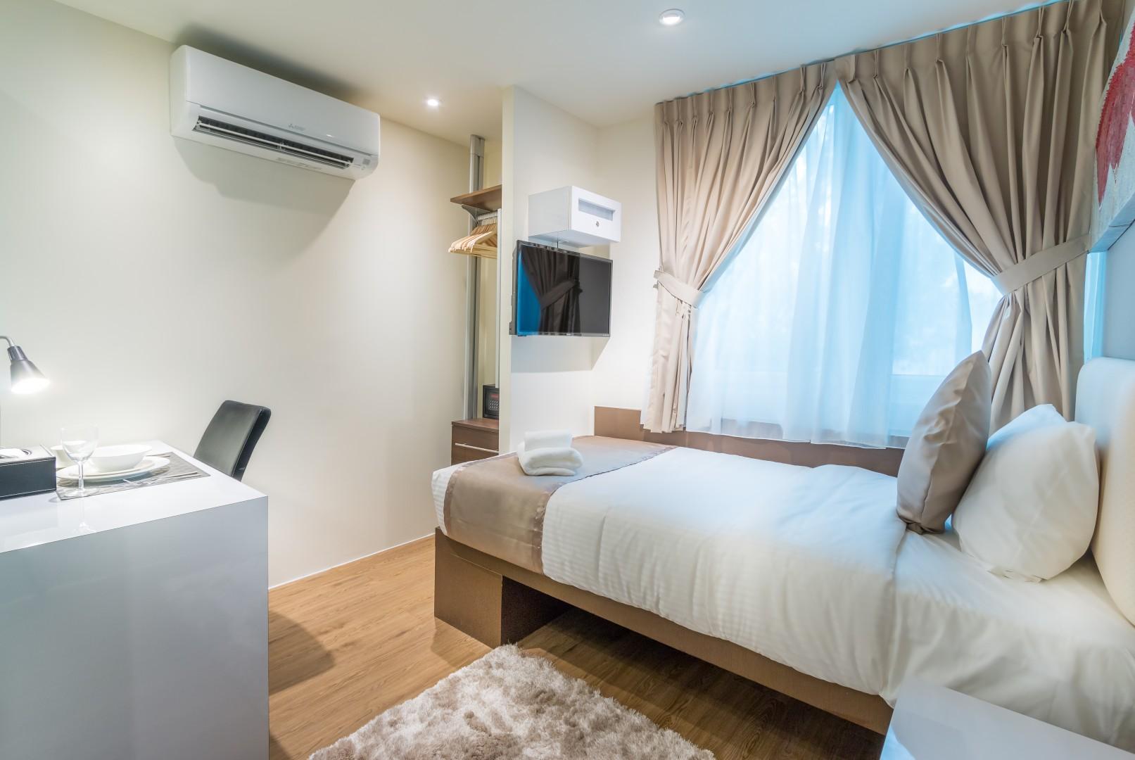 neat Singapore South Bridge Studio Single luxury apartment and vacation rental