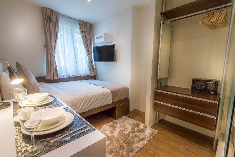 cozy Singapore South Bridge Studio King luxury apartment and vacation rental