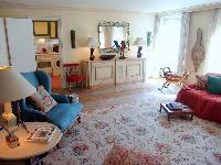 fully furnished Saint Germaine des Prés aux Clercs luxury apartment