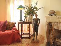 nice furnishings in Saint Germaine des Prés aux Clercs luxury apartment