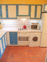 nice kitchen fittings in Saint Germaine des Prés aux Clercs luxury apartment