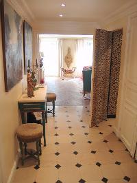nice flooring in Saint Germaine des Prés aux Clercs luxury apartment