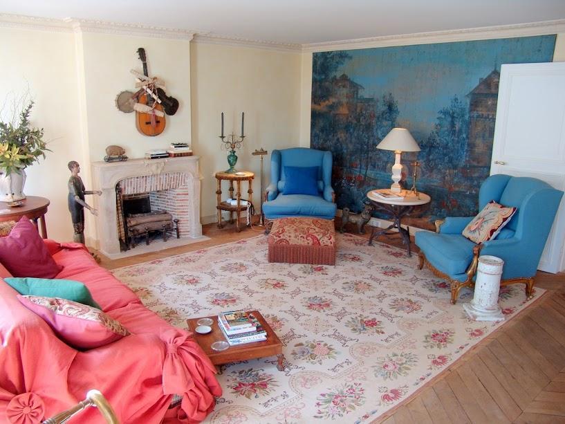 awesome Saint Germaine des Prés aux Clercs luxury apartment and vacation rental