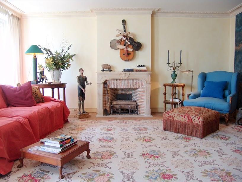 lovely Saint Germaine des Prés aux Clercs luxury apartment