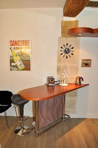 cool bar at Paris - Saint Paul 3 SP3 luxury apartment