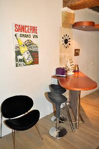 cool accents in Paris - Saint Paul 3 SP3 luxury apartment