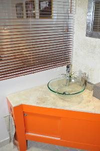 awesome lavatory in Paris - Saint Paul 3 SP3 luxury apartment