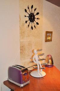 awesome decorative pieces in Paris - Saint Paul 3 SP3 luxury apartment