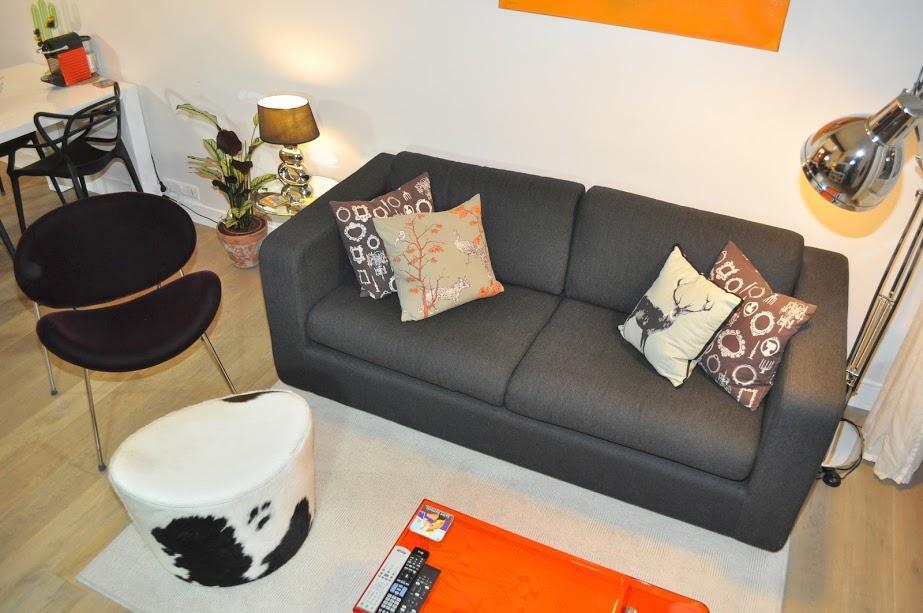 cool Paris - Saint Paul 3 SP3 luxury apartment