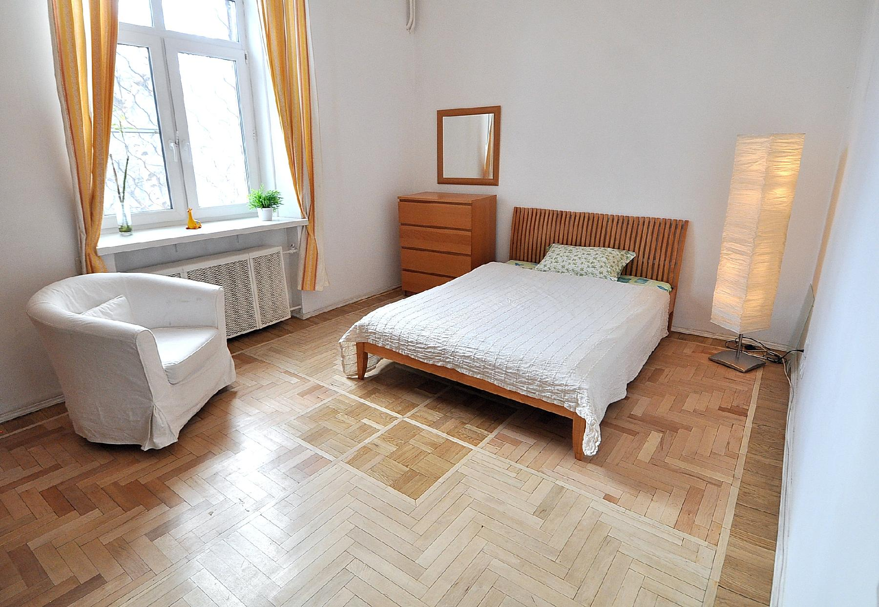 neat Moscow - Sadovaya-Triumfalynaya luxury apartment and vacation rental