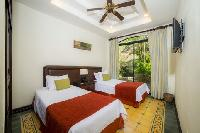 fresh and clean bedroom linens in Costa Rica - Casa Patron luxury apartment and holiday home
