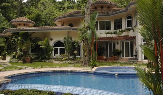 Costa Rica - Harmon Estate