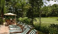 beautiful garden of Costa Rica - Harmon Estate luxury apartment and holiday home