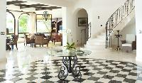 fascinating flooring of Costa Rica - Casa Puesta del Sol luxury apartment and holiday home