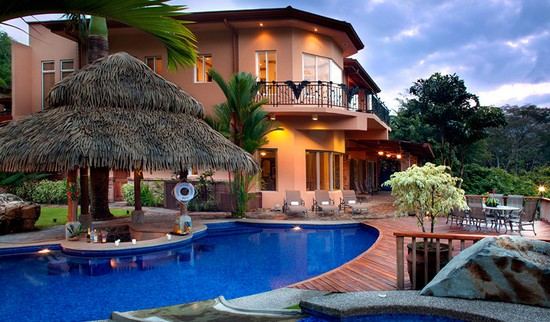 magnificent Costa Rica - Casa Oasis luxury apartment and holiday home