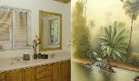 cool bathroom of Costa Rica - Casa Oasis luxury apartment