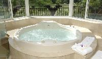 cool hot tub of Costa Rica - Casa Oasis luxury apartment