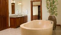 cool bathroom with tub in Costa Rica - Casa Pacifica luxury apartment and holiday home