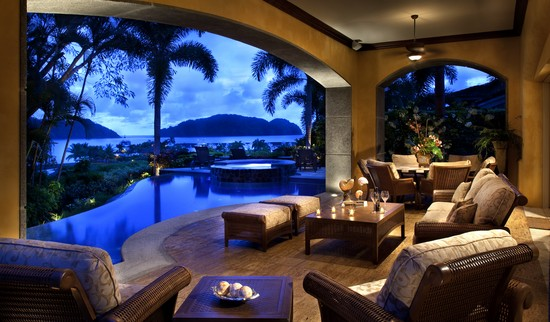 magnificent Costa Rica - Villa La Perla luxury apartment and holiday home