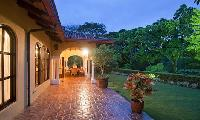 impressive exterior of Costa Rica - Casa Campana luxury apartment and holiday home