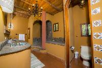 cool bathroom of Costa Rica - Casa de mi Hermano luxury apartment and holiday home