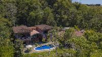 amazing aerial view of Costa Rica - Casa de mi Hermano luxury apartment and holiday home