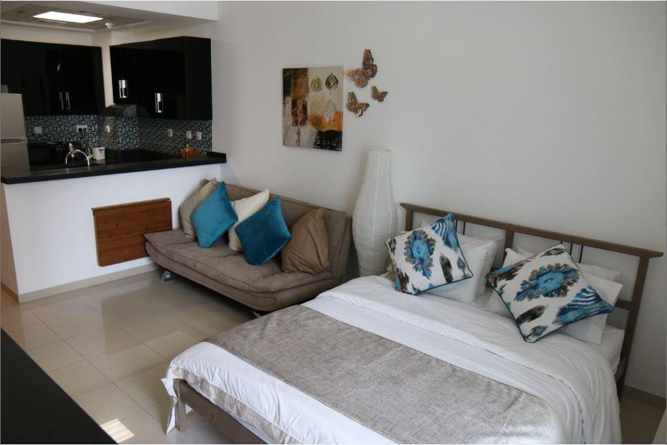 neat Dubai - Luxury Studio Apartment Botanica holiday home