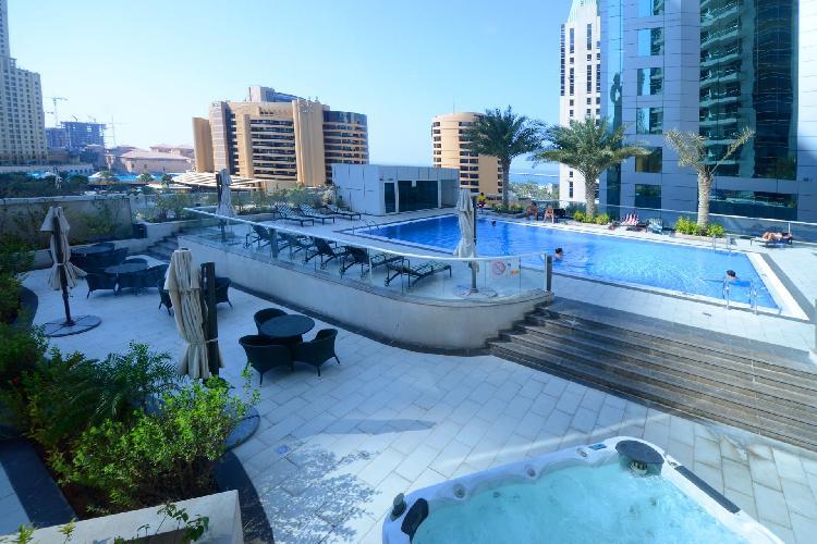 awesome Dubai - Luxury Studio Apartment Botanica holiday home
