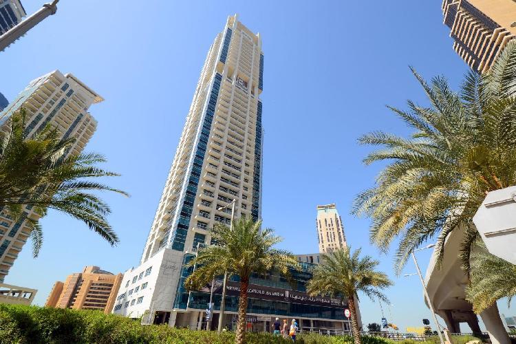 amazing Dubai - Luxury Studio Apartment Botanica holiday home