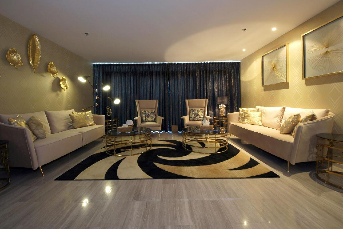 Dubai - Luxury 3 Bedroom Apartment - D1 Tower