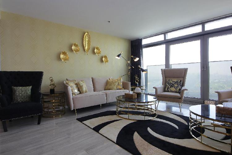 fantastic Dubai - Luxury 3 Bedroom Apartment - D1 Tower holiday home